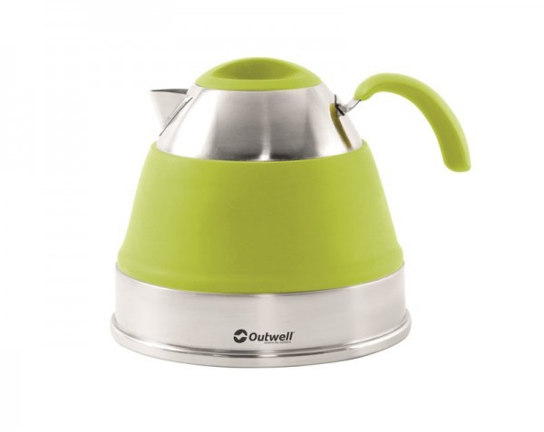 Outwell Collaps Kessel 2,5 L - lime green