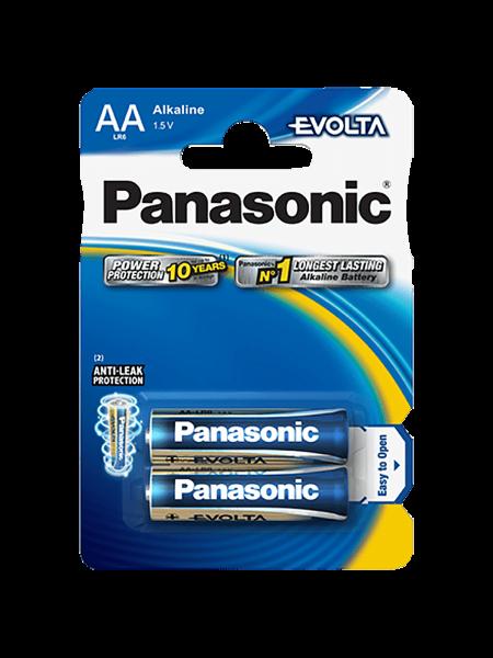 Panasonic Evolta AA Mignon - 2er Pack