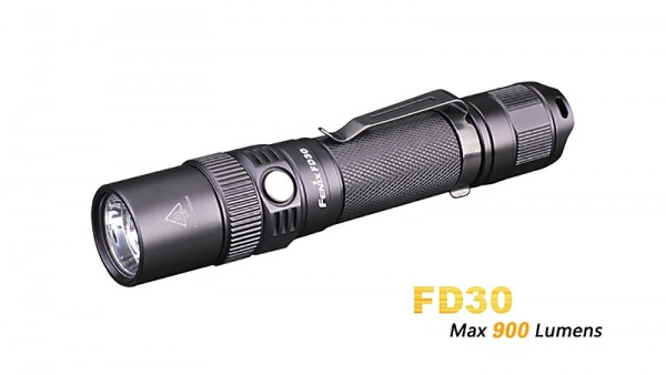 Fenix FD30 - fokussierbare Taschenlampe
