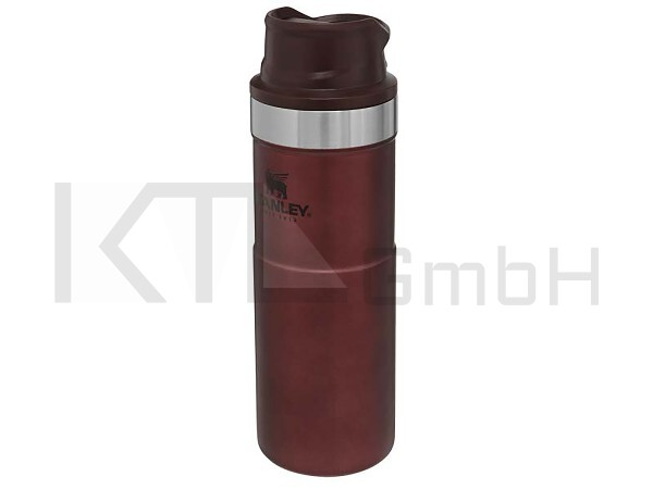 Stanley CLASSIC TRIGGER-ACTION TRAVEL MUG 0,473 l - rot