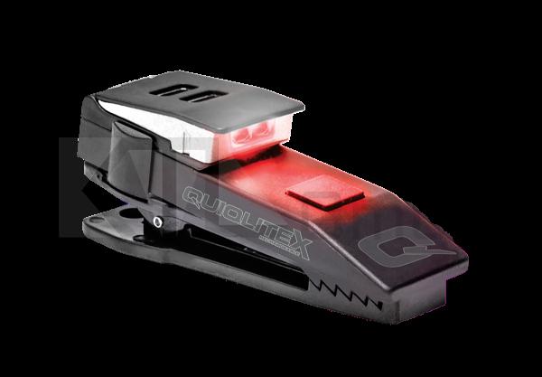 QuiqLite X-RW2 (Rot-/Weißlicht) - USB-ladbar