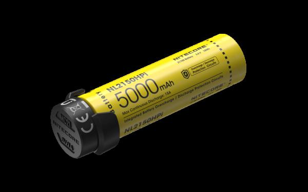 Nitecore Intelligent Battery System NL2150HPi in zwei Ausführungen