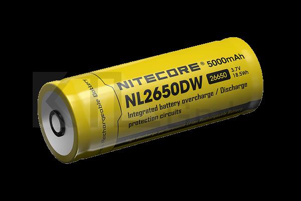 Nitecore Li-Ion Akku NL2650DW für R40