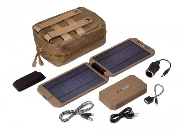 Powertraveller Tactical Extreme Kit