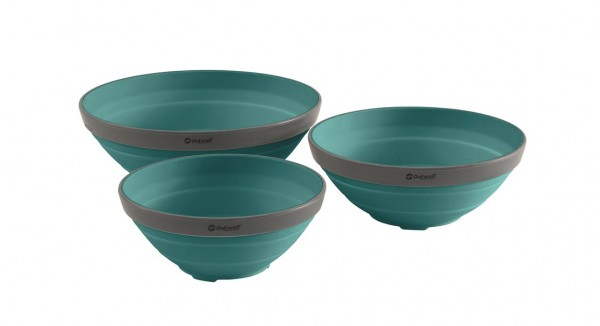 Outwell Collaps Bowl Set - deep blue