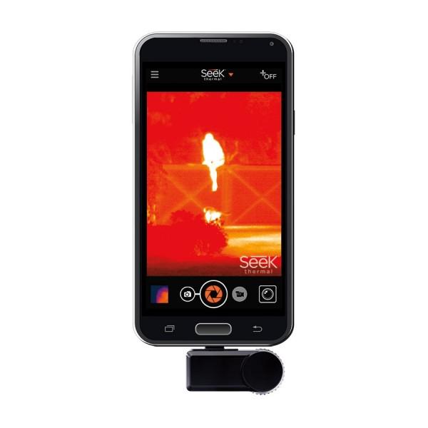 Seek Thermal Compact XR iOS