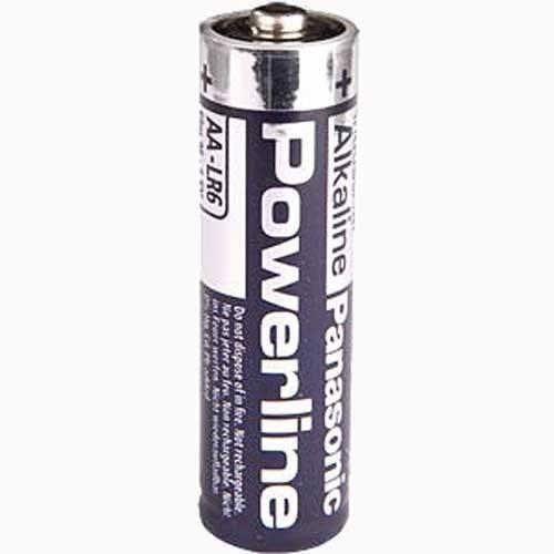 Panasonic Powerline AA Mignon Batterie