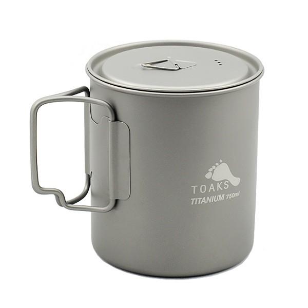 TOAKS Titan Pot 750