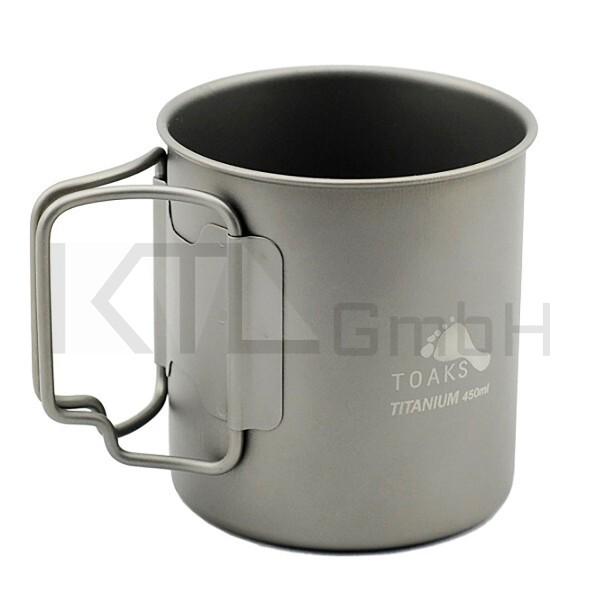 TOAKS Titan Cup 450