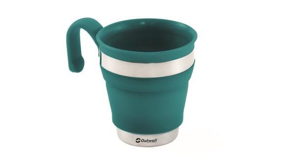 Outwell Collaps Mug - deep blue