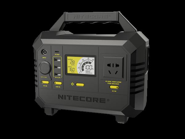 Nitecore Powerstation NES500 - 144000mAh