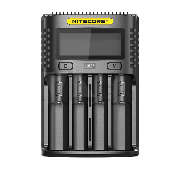 Nitecore UMS4 USB-Schnell-Ladegerät