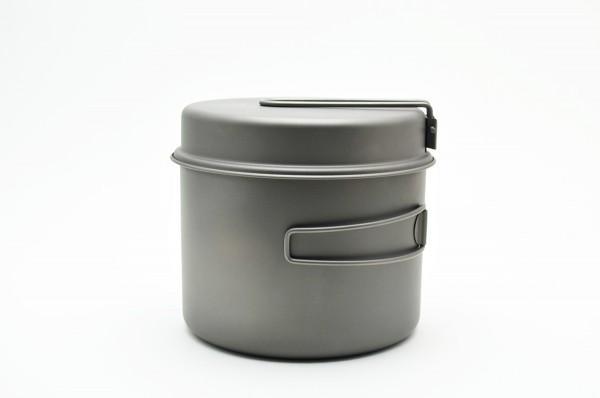 TOAKS Titan 1600ml Pot mit Pfanne