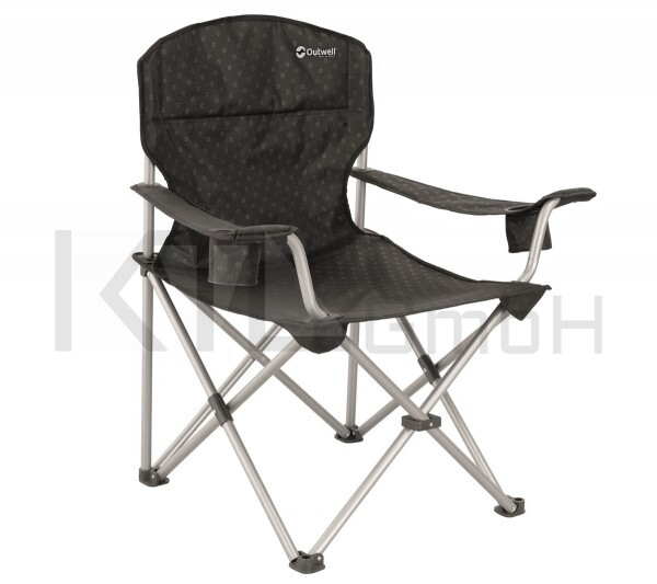 Outwell Catamarca Armchair XL- schwarz
