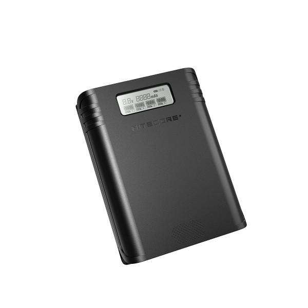 Nitecore F4 - mit Powerbankfunktion