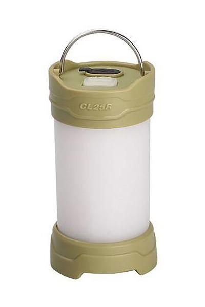 Fenix CL25R - Campinglaterne-oliv