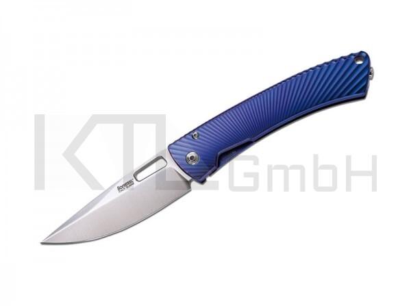 Lion Steel TiSpine Shiny Blue