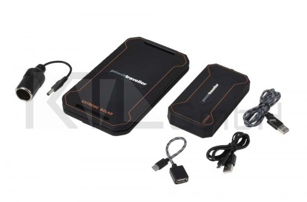 Powertraveller Extreme Kit