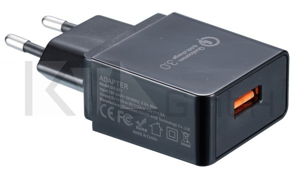 Nitecore Quick Charge 3.0 USB-Adapter