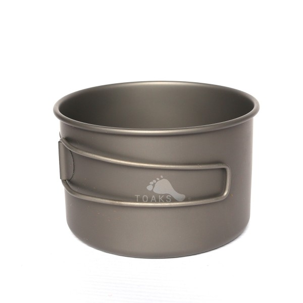 TOAKS Titan Schüssel 550ml - Durchmesser 103mm