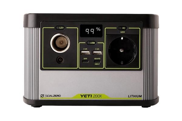 GoalZero Yeti 200X Lithium Power Station