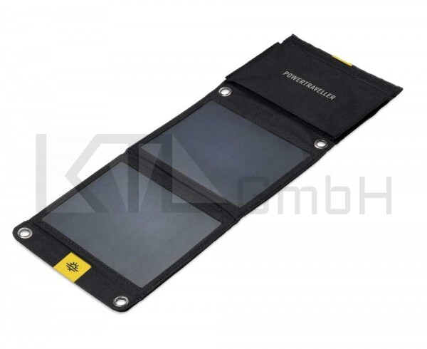 Powertraveller FALCON 7 - faltbares Solarpanel