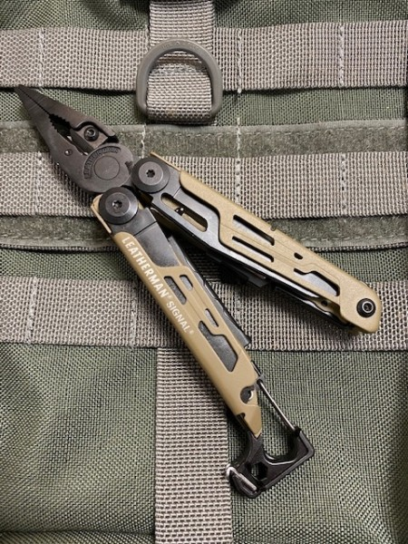 Leatherman Signal - Coyote