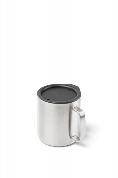 GSI Outdoors Glacier Stainless Camp Cup 440ml, 4 Farben