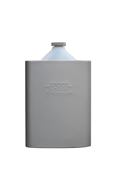 VARGO Titan Flachmann - 0,24 L