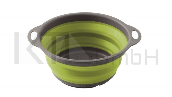Outwell Collaps Colander - lime green