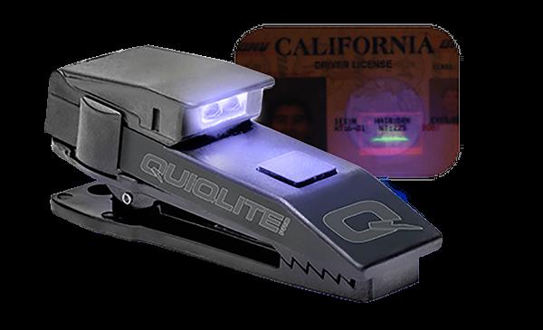 Quiqlite Pro UV (UV-Licht, Weißlicht)