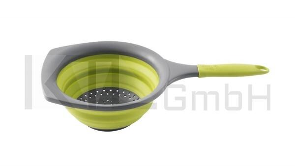Outwell Collaps Colander mit Griff - lime green