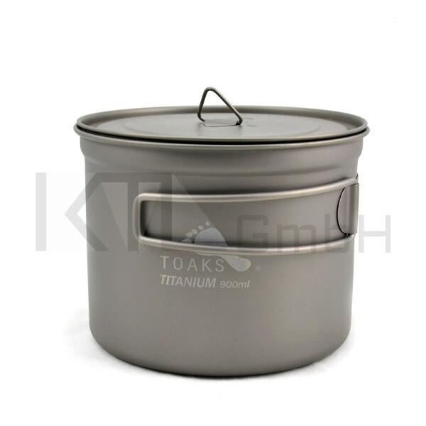 TOAKS Titan Pot 900