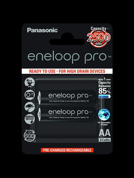 Panasonic eneloop Pro 2er Pack