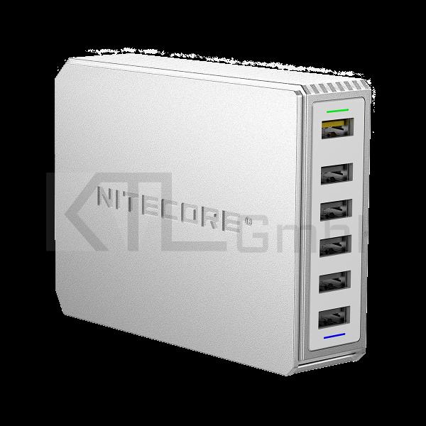 Nitecore UA66Q USB-Hub