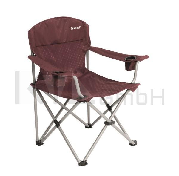 Outwell Catamarca Armchair XL- claret
