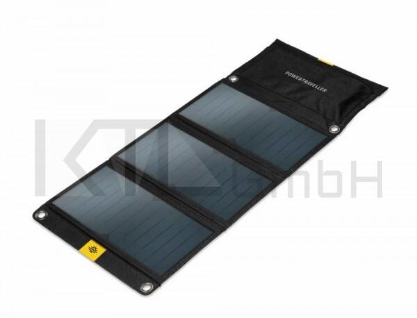 Powertraveller FALCON 21 - faltbares Solarpanel