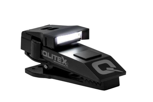 QuiqLite X2-WW - USB-ladbar, 200 Lumen