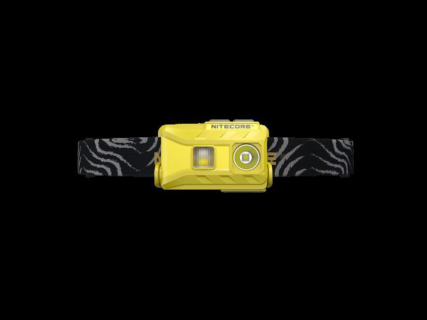 Nitecore NU25 - Kopflampe mit 3 Lichtquellen in drei Farben