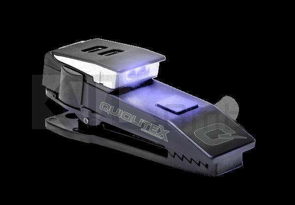 QuiqLite X-UV (UV-Licht, Weißlicht) - USB-ladbar